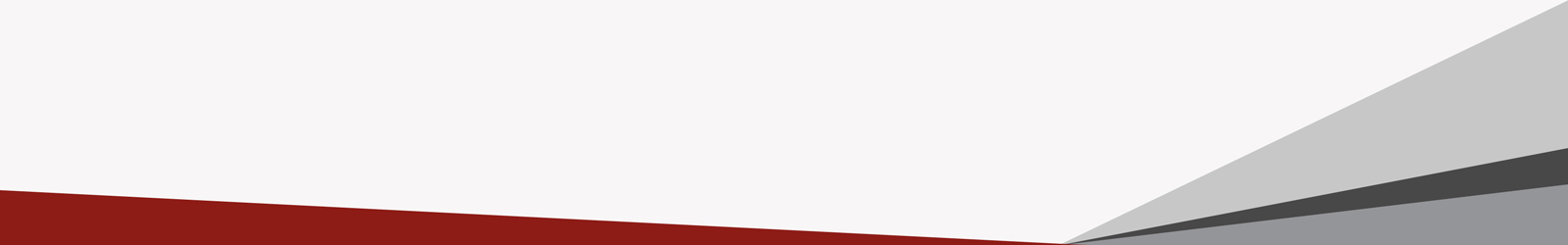 Red and grey banner